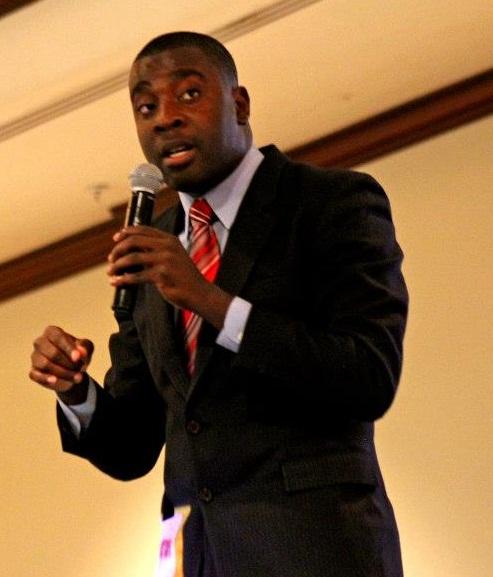 Haiti tourism inc-toussaint speaking