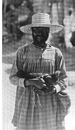 haiti fashion 1910s peasant