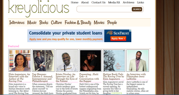 kreyolicious homepage april 15-2013