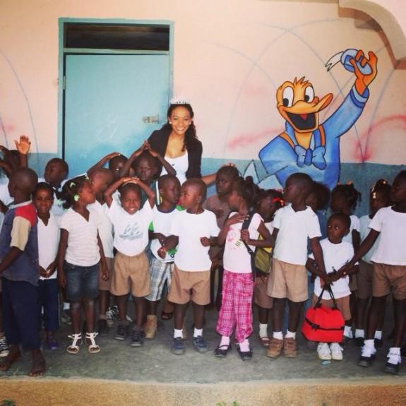 miss haiti 2013a